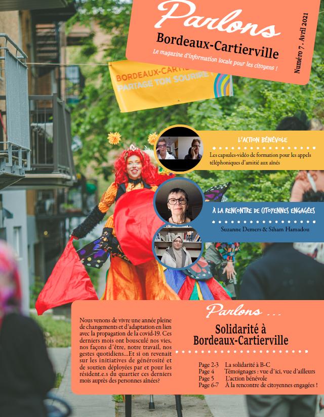 Parlons Bordeaux-Cartierville, numéro 7